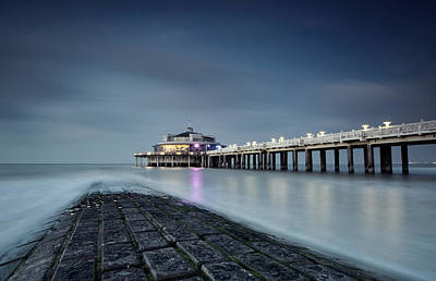 Pier Wall Art - Photograph - The Pier by Stefano Pizzini