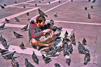 Beastie Boys - The Pigeon Whisperer by Allen Beatty