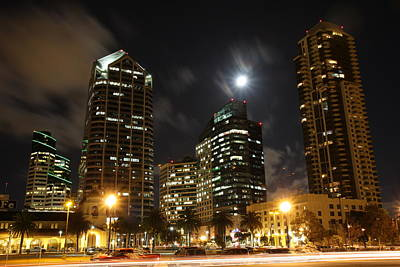 Photograph - The Pillars Of San Diego by Nathan Rupert