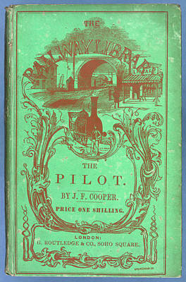 The Pilot Art Print by British Library