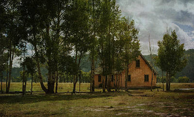 Photograph - The Pink House by Sandra Selle Rodriguez