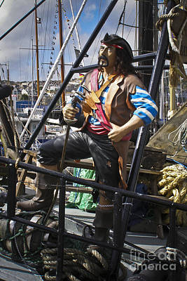 Photograph - The Pirate Of Penzance by Terri Waters