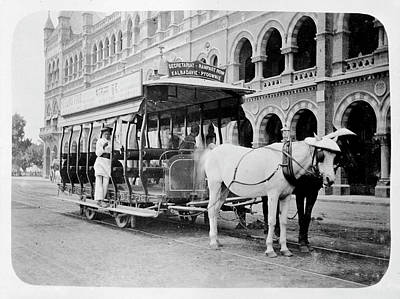 Bombay Photograph - The Plague In Bombay by British Library