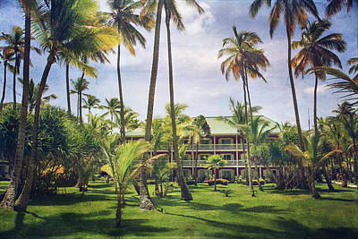 Republic Building Photograph - The Plantation by Laurie Search