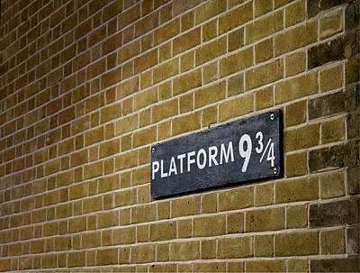 Potter Photograph - The Platform by Kathryn Hoffman