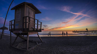 San Clemente Photograph - The Playground by Sean Foster