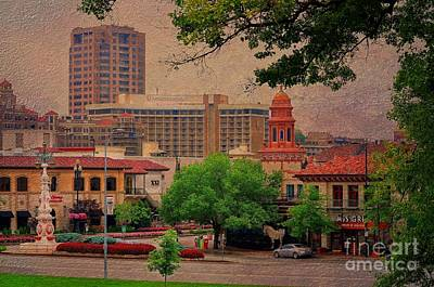 Photograph - The Plaza - Kansas City Missouri by Liane Wright