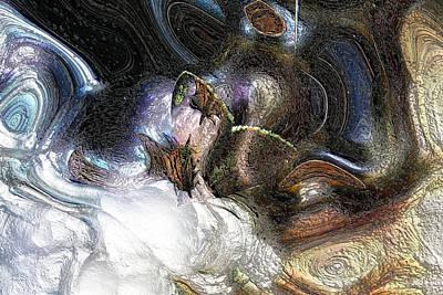 Digital Art - The Portal by Richard Thomas