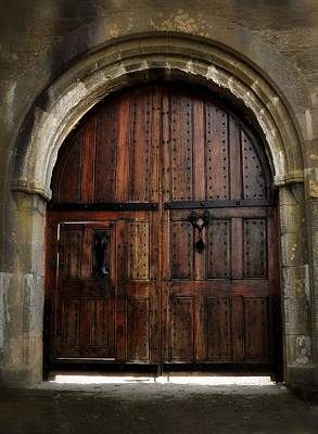 Photograph - The Portals At Cahir Castle by Nadalyn Larsen