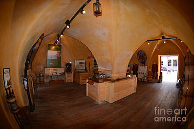 Photograph - The Powder Magazine by Dale Powell