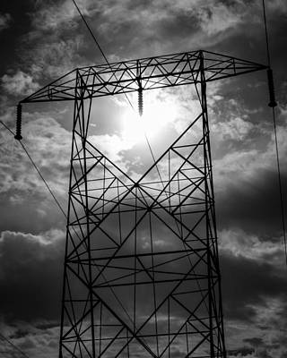 Photograph - The Power And The Glory by Michael Curry