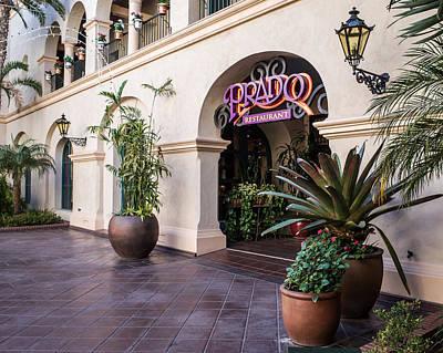 Photograph - The Prado Restaurant At Balboa Park by Priya Ghose