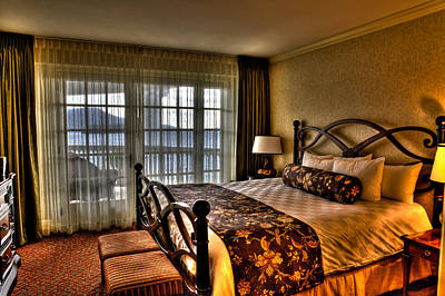 Photograph - The Premier Balcony Suite - Sagamore Resort by David Patterson