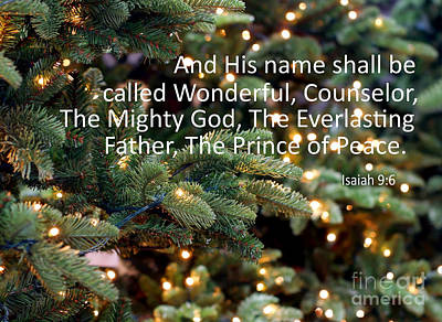 Prince Of Peace Mixed Media - The Prince Of Peace by Beverly Guilliams