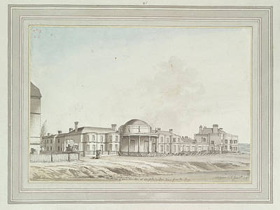 The Prince Of Wales Pavilion Print by British Library