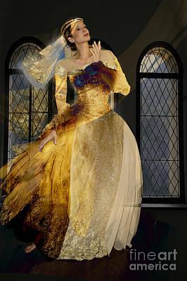 The Princess And The Pea Original by Angelika Drake