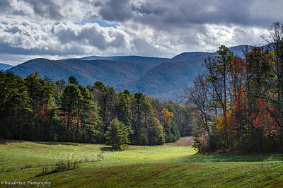 Photograph - The Promised Land Cades Cove by Paul Herrmann