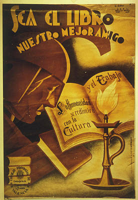 The Provincial Council Of  Valencia Art Print by Mary Evans Picture Library