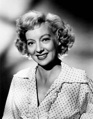 1950s Movies Photograph - The Prowler, Evelyn Keyes, 1951 by Everett