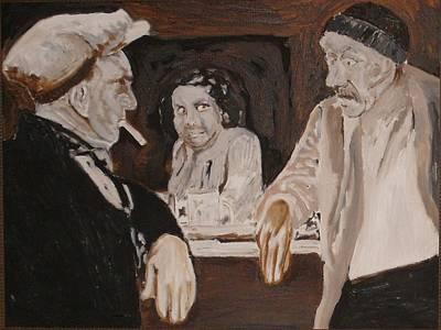 The Pub Original by Mark Greenhalgh