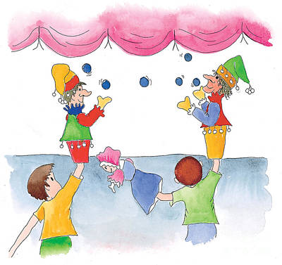 The Puppet Show Original