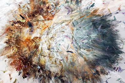 Digital Art - The Purging by Margie Chapman