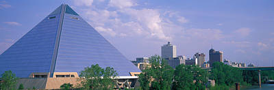 The Pyramid Memphis Tn Art Print