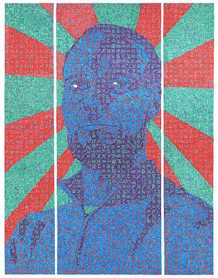 The Question Print by Daniel Zaug
