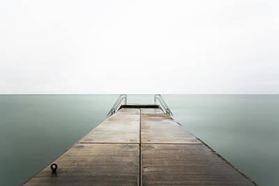Sweden Photograph - The Quiet Place by Sebastian Wahlhuetter