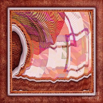 The Quilt Art Print