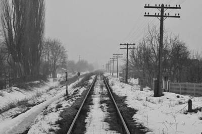 Raum Photograph - The Railway by Raum Photography