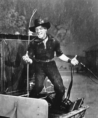 The Rainmaker, Burt Lancaster, 1956 Art Print by Everett