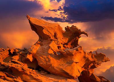 Mammatus Photograph - The Rapture by Dustin  LeFevre