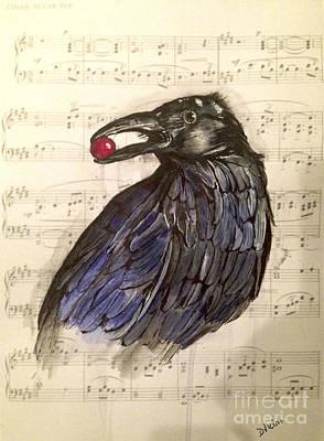 The Raven Original by Deborah Vicino