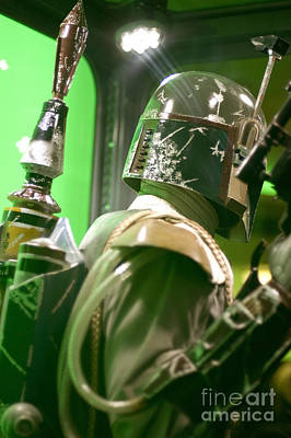 Jet Star Photograph - The Real Boba Fett 5 by Micah May