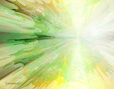 Digital Art - The Real Nature Of Human Being by Louise Lamirande