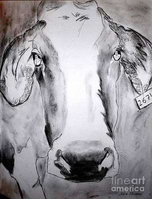 The Real Price Of Milk Art Print