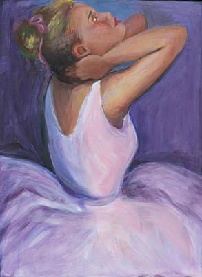 Painting - The Recital by Gwen Carroll