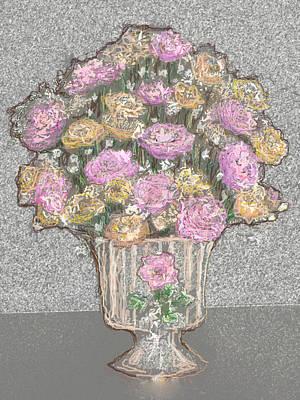 Digital Art - The Reckless Illustration by Good Taste Art