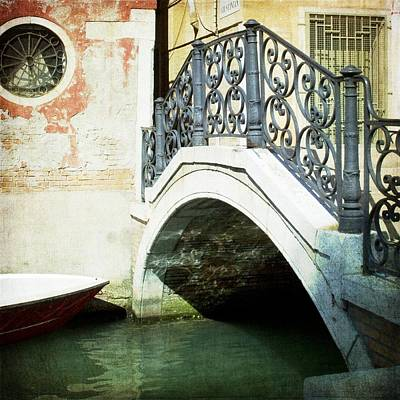 Photograph - The Refuge - Venice by Lisa Parrish