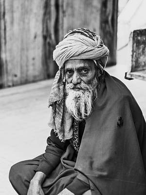 India Babas Photograph - The Renouncer by Prakash Ghai