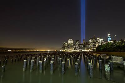 9-11 Wall Art - Photograph - The Requiem by Evelina Kremsdorf
