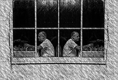 Photograph - The Restaurant Double by Bob Pardue