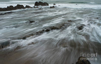 Photograph - The Restless Sea 1540 by Colin Munro