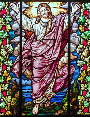 Photograph - The Resurrection by Larry Ward