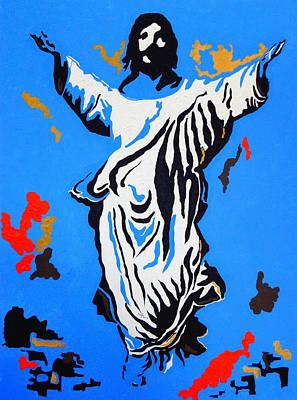 The Resurrection Original by Piety Dsilva