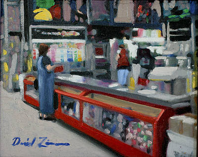 Hardware stores paintings fine art america hardware stores painting the rewards of do it yourself by david zimmerman solutioingenieria Image collections