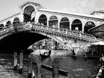 Photograph - The Rialto by Jodie Marie Anne Richardson Traugott          aka jm-ART