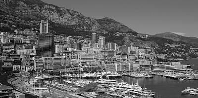 The Rich Citadel - Monte Carlo Original by Sorin Ghencea