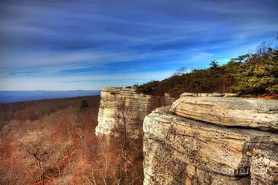 Photograph - The Ridge by Rick Kuperberg Sr